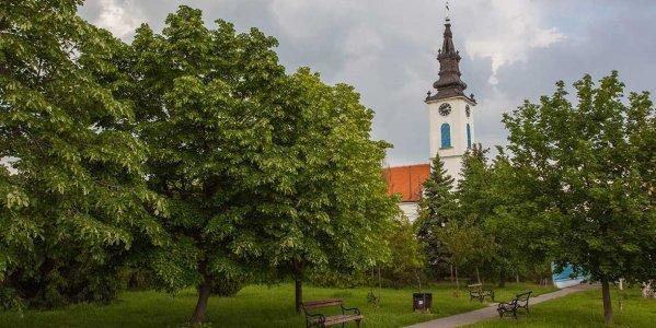 Slovenský evenielický a.v. kostol v Kysáči